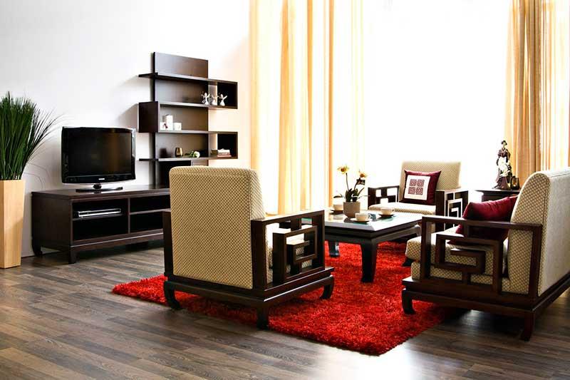 Phong cách thiết kế Á Đông