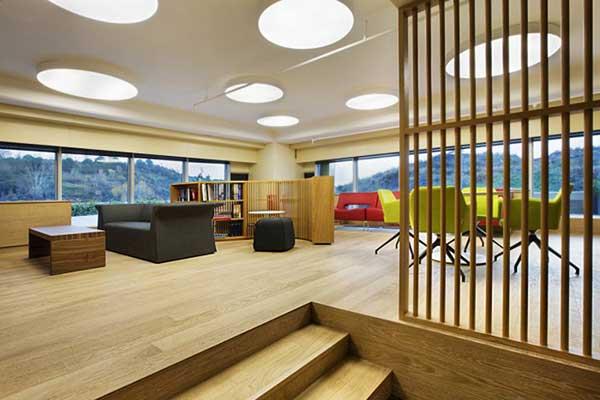 Thiết kế nội thất văn phòng làm việc theo xu hướng mở