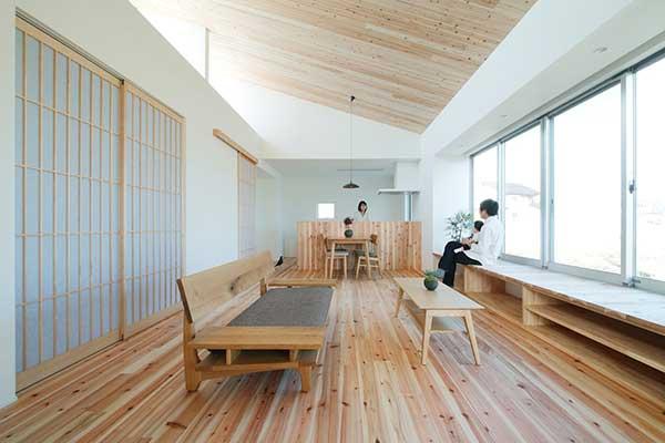 Phong cách Nhật Bản trân trọng những khoảng trống