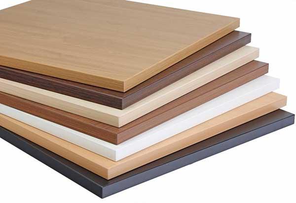 Chất liệu gỗ melamine là gì?