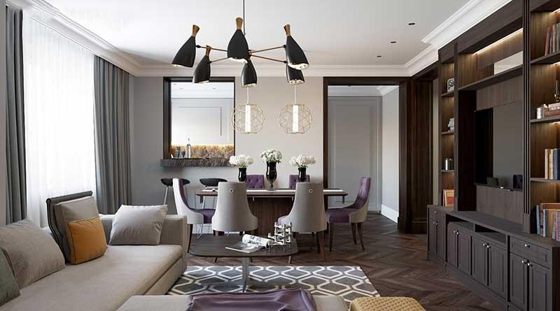 Phong cách Art Deco trong kiến trúc và thiết kế nội thất