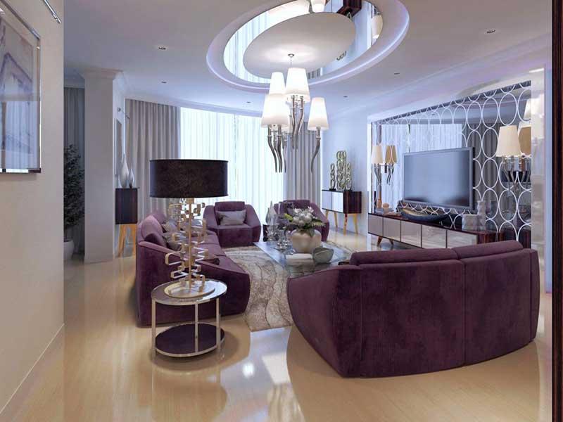 Đồ nội thất trong phong cách Art Deco