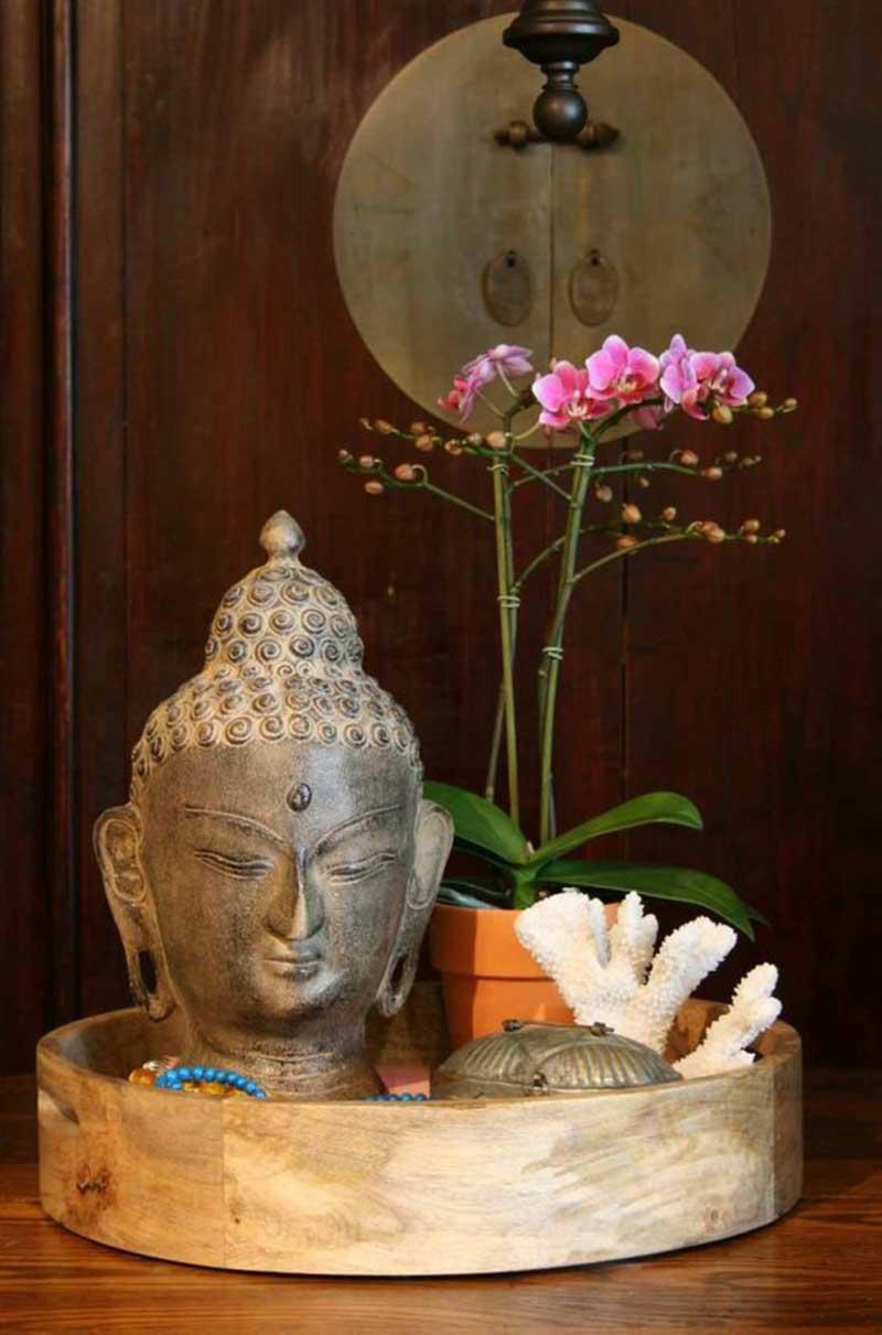 Hoa lan - biểu tượng không thể thiếu trong phong cách Á Đông