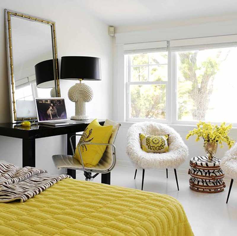 Màu sắc trong phong cách thiết kế nội thất đương đại