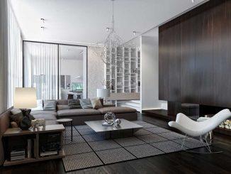 Tìm hiểu những đặc trưng trong phong cách thiết kế nội thất hiện đại