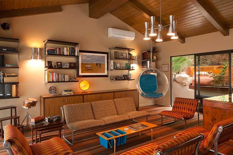 3 điểm then chốt trong phong cách thiết kế nội thất Retro