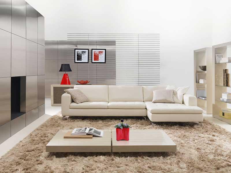 Phong cách thiết kế nội thất tối giản không lạm dụng màu sắc