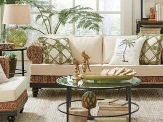 Những đặc trưng trong phong cách thiết kế nội thất Tropical