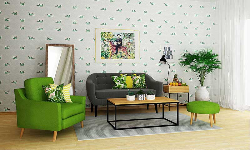 Phong cách nội thất Tropical là gì?