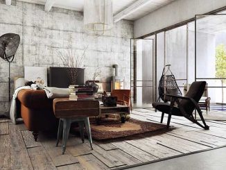 Phong cách thiết kế nội thất Vintage - hơi thở của thời gian