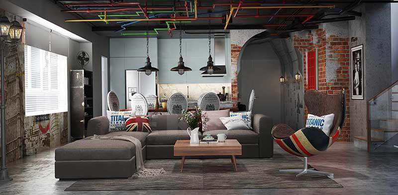 Phong cách thiết kế nội thất Vintage là gì?
