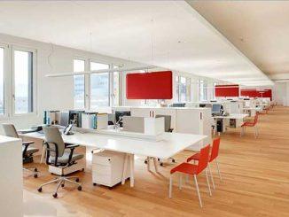 Bật mí 3 cách thiết kế văn phòng làm việc không gian mở