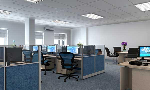 Chú ý đến yếu tố phong thủy khi thiết kế văn phòng giúp việc làm ăn kinh doanh luôn thuận lợi.