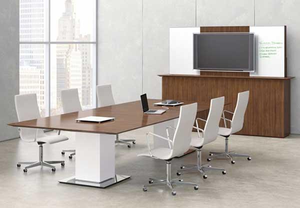 Đưa ánh sáng tự nhiên vào thiết kế phòng họp để nới rộng không gian