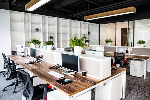 Tư vấn cách bố trí văn phòng làm việc hiện đại, tiện nghi