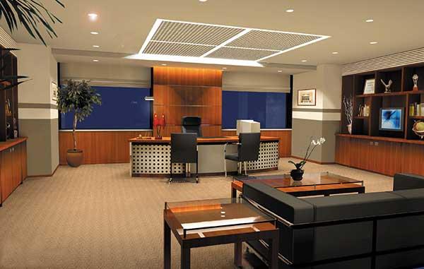 Thiết kế phòng Giám đốc nên chú ý đến việc bài trí nội thất