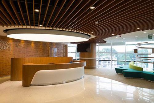 Công ty thiết kế thi công nội thất uy tín phải có nhiều dự án thành công.