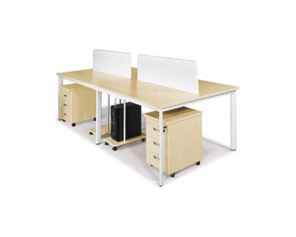 Mua bàn ghế văn phòng tại Hà Nội hãy chọn Nội thất Dương Gia - Bàn BCO12-4
