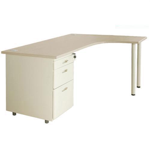 Mẫu bàn làm việc chữ l giá rẻ, đẹp BLP18CT-HS1