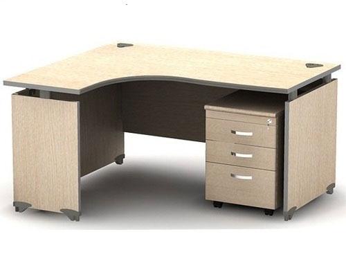 Mẫu bàn làm việc chữ L giá rẻ, đẹp CPE1400H
