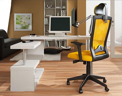 Nên chọn nhà phân phối phân phối ghế ngồi làm việc văn phòng có quy mô lớn