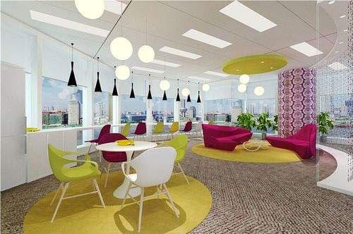 Thiết kế văn phòng đẹp, hiện đại nâng cao hiệu suất, chất lượng công việc
