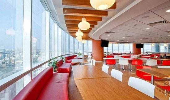 Thiết kế văn phòng đẹp, hiện đại mở ra nhiều mối quan hệ làm ăn tốt đẹp