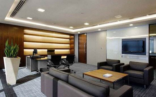 Thiết kế văn phòng đẹp, hiện đại khẳng định danh tiếng, vị thế của công ty