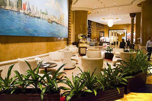 Khu vực vui chơi, giải trí trong thiết kế nội thất khách sạn 5 sao