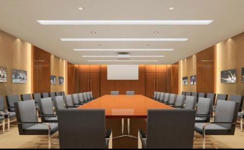 Thiết kế nội thất phòng họp cần phải chú ý đến bàn ghế họp