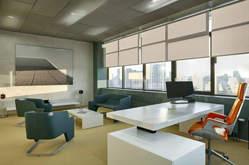 Không ôm đồm quá nhiều đồ nội thất trong thiết kế phòng giám đốc nhỏ