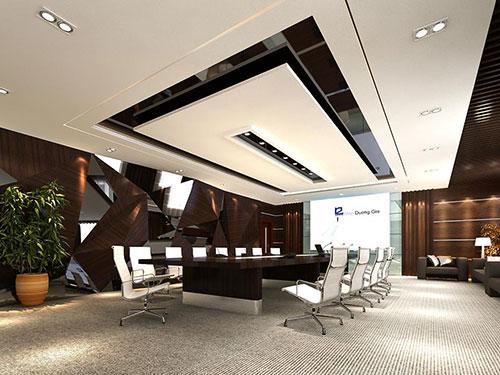 Công ty thiết kế văn phòng làm việc hiện đại uy tín tại Hà Nội