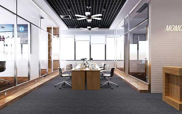 Xu hướng thiết kế văn phòng tối giản hóa đồ nội thất