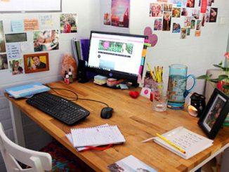 Cách bố trí, sắp xếp bàn làm việc trong văn phòng theo phong thủy 2018