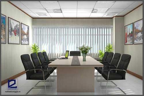 Luôn nhớ đến câu nói Less is more khi muốn trang trí phòng họp đẹp