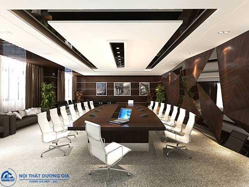 Mẫu phòng họp đẹp PH-DG22