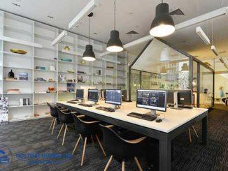 Mẫu văn phòng nhỏ đẹp 1
