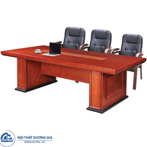 Mẫu bàn họp văn phòng đẹp giá rẻ, cao cấp CT2412V1