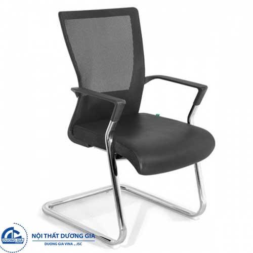 Ghế phòng họp chân quỳ inox - Độ bền đẹp với thời gian
