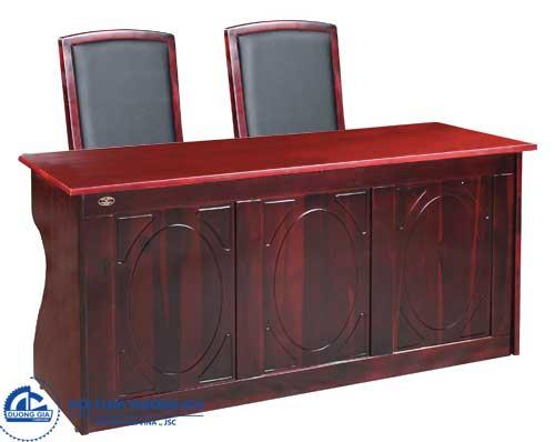 Mẫu bàn hội trường giá rẻ, hàng cao cấp BHT15DH4