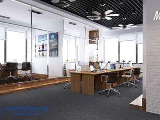 TOP 9 mẫu nội thất văn phòng cao cấp giá rẻ tại Nội thất Dương Gia