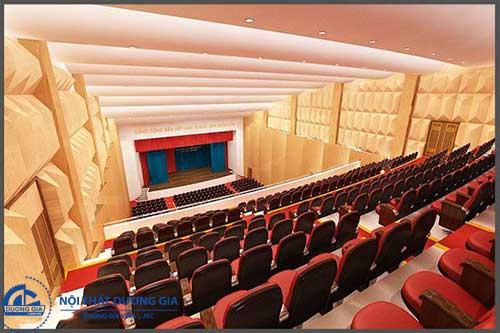 Thiết kế nội thất hội trường lớn HT-DG06