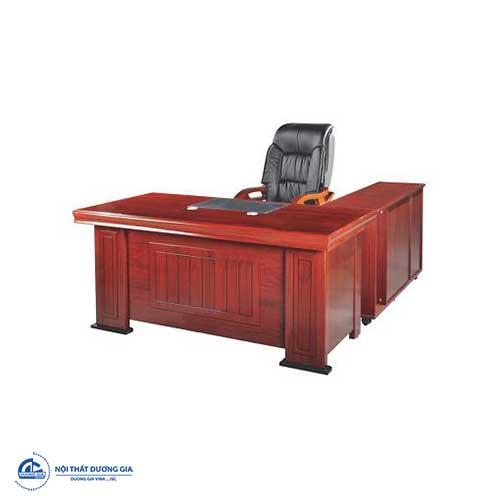 Mẫu bàn sang trọng dành cho Giám đốc DT1890H27
