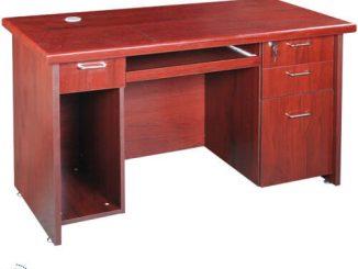 """Bàn gỗ làm việc văn phòng và 4 lý do bạn nên """"Rinh Ngay"""""""