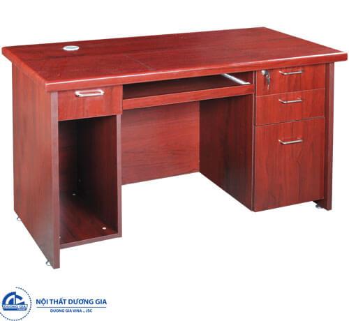 Bàn gỗ ép văn phòng có giá rẻ