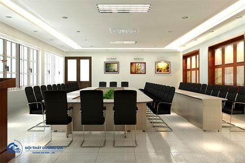 Chọn lựa đồ nội thất phòng họp cao cấp theo phong thủy
