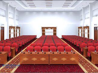 Tiêu chuẩn thiết kế hội trường 100 chỗ, 200 chỗ, 300 chỗ và 500 chỗ ngồi