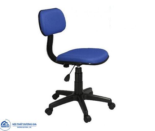 Ghế ngồi làm việc văn phòng bằng nỉ - ghế GX01KT