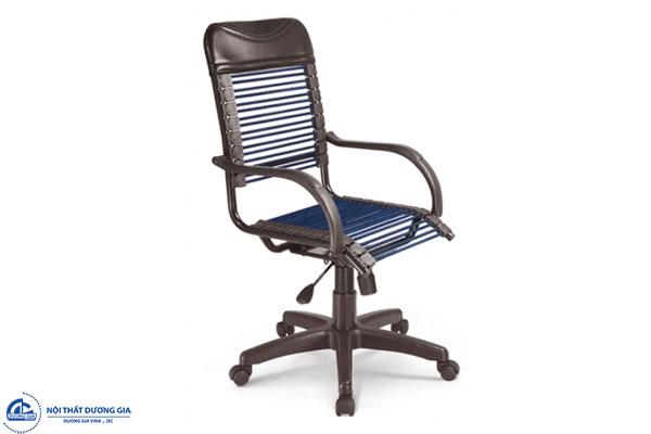Ghế văn phòng giá rẻ Hà Nội bằng dây chun - ghế CX03