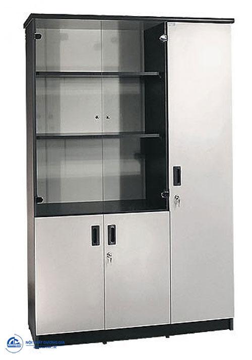 Chọn mẫu tủ đựng tài liệu văn phòng đảm bảo công năng - tủ TG01